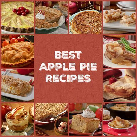 best apple pie the best apple pie recipes 12 tasty recipes for apple pie