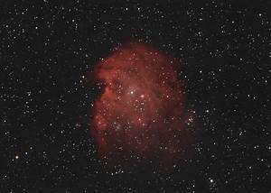 The Monkey Head Nebula (NGC 2174) - Astronomy Magazine ...
