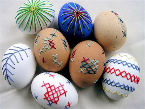 idee deco oeuf de paques creative easter egg designs landeelu