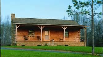 log home design plan and kits for pathfinder