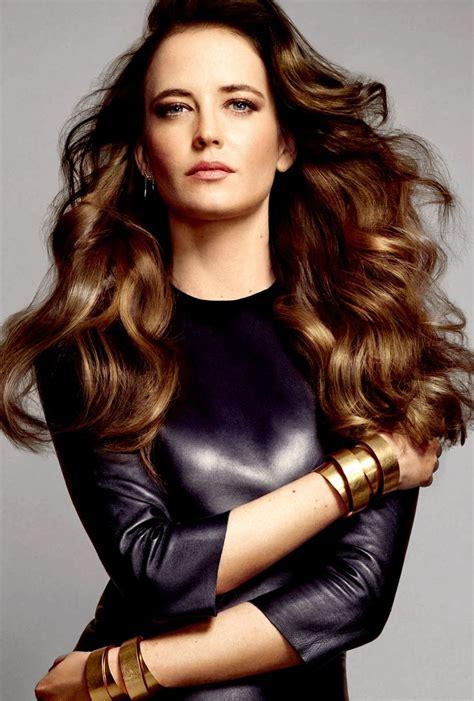 eva green hair color hair colar  cut style