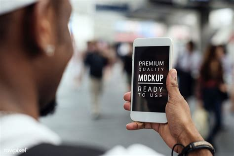 The companies that service this sector are generally focused on computers and mobile devices, allowing the customer to insert an image of a prototype. Download premium psd of Closeup of mobile phone mockup ...