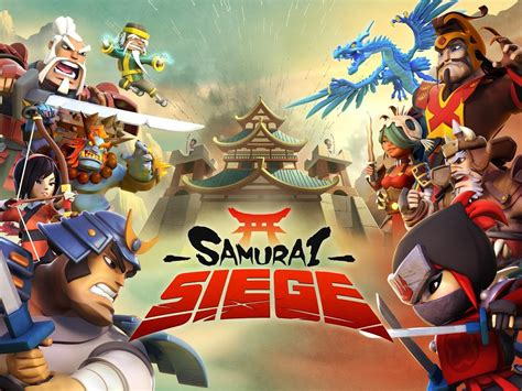 samouraï siège samurai siege alliance wars android apps on play