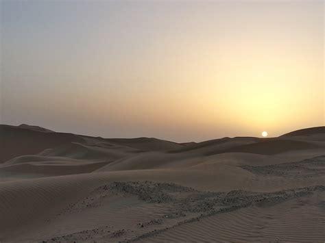 Survive Rub Khali The Empty Quarter Oman