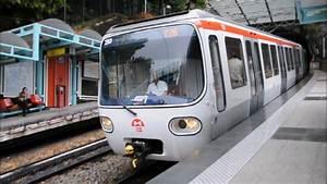 M U00e9tro De Lyon - Ligne C  U00e0 Cr U00e9maill U00e8re  2