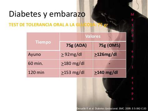 diabetes  embarazo leonel