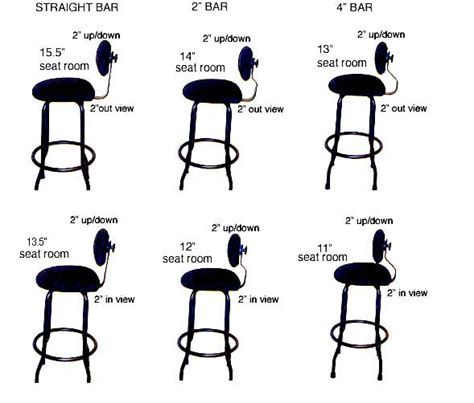 concert design ergonomic harp gig stool and