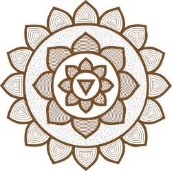 Lotus Mandala Henna Designs