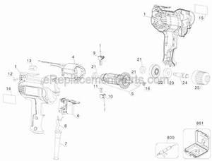 Dewalt Dwd115 Parts List And Diagram   Ereplacementparts Com
