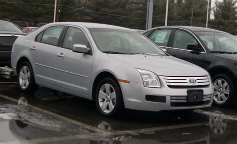 file 2006 ford fusion us jpg wikimedia commons