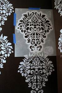 Schablone Wand Barock : 65 wand streichen ideen muster streifen und struktureffekte ~ Bigdaddyawards.com Haus und Dekorationen