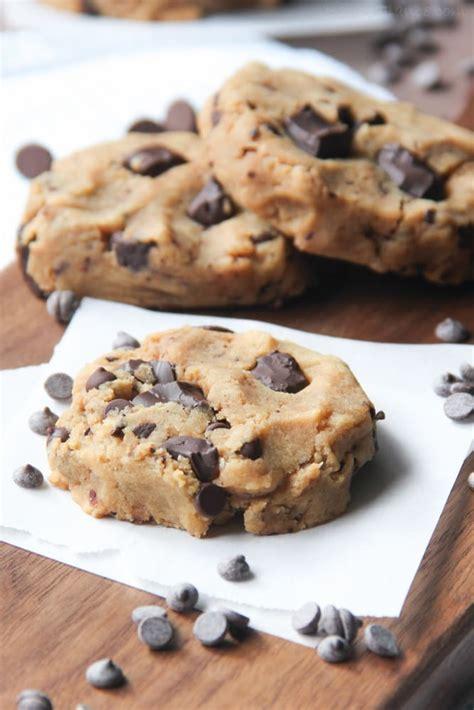 Low sugar healthy sugar cookies food faith fitness. Healthy Chocolate Chip Cookies (Gluten Free, Vegan, Low Sugar)