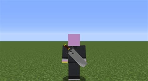 Netherite Buster Sword Minecraft Texture Pack