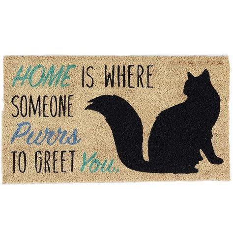 doormat cat 3 cats doormat sc 1 st chewy