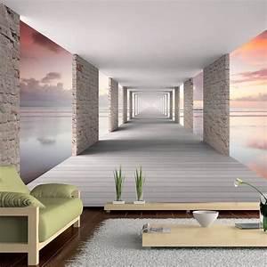 3d Tapete Schlafzimmer : details zu vlies fototapete 3d optik tunnel new york stadt ~ Lizthompson.info Haus und Dekorationen