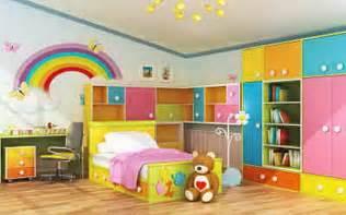 deko für kinderzimmer kinderzimmer bunt gestalten