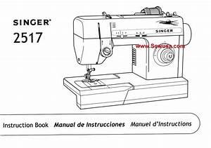 Singer Sewing Machine Repair Manual Download