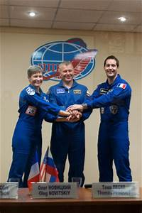 US and Russian astronauts will bring Michelin food to the ...