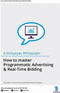 How To Master Programmatic Advertising  U0026 Real