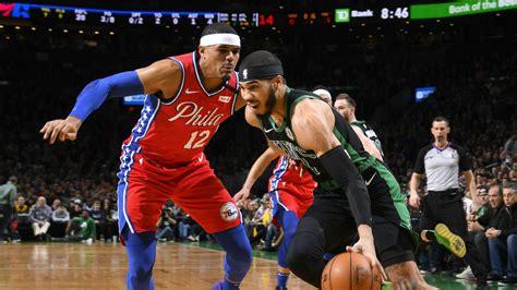 NBA Playoffs 2020: Boston Celtics vs. Philadelphia 76ers ...