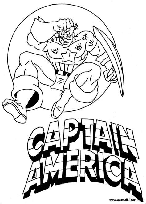 Herunterladen Bilder Von Captain America Ausmalbilder Atbroncentno