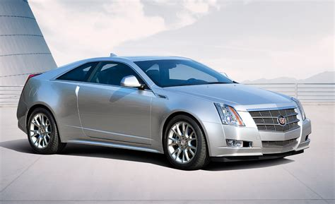 cadillac two door 2011 cadillac cts coupe cts v coupe pricing announced