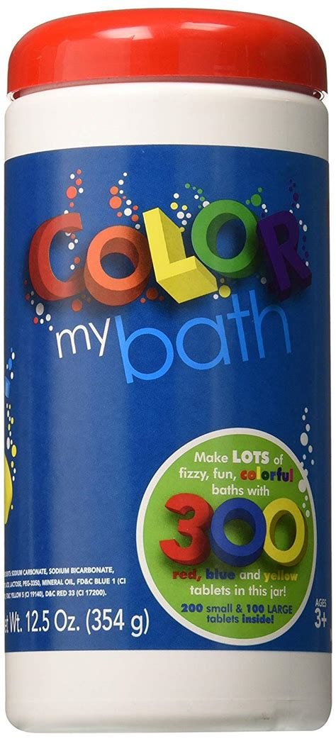 color my bath color my bath color changing bath tablets 300 ebay