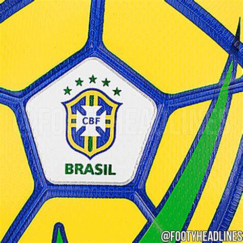 Nike 2016 Brasileirão Fußball veröffentlicht - Nur Fussball