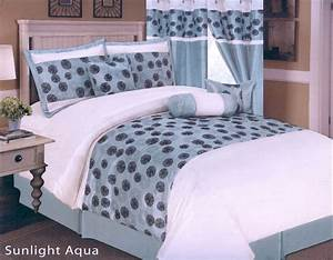 7pc, Sunlight, Comforter, Set, King, Queen, Full, Bed, In, A, Bag