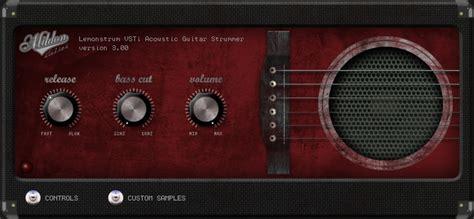 Kvr Lemonstrum 3 By Mildon  Acoustic Guitar Strummer Vst