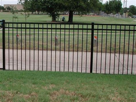 metal fence designs pictures dallas metal fence wrought iron and chain link fence design builder construction