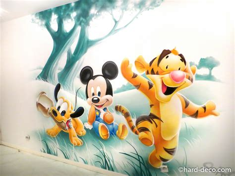 decoration chambre mickey photos on