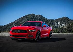 2015 Ford Mustang - Euro-spec Model Loses Some Power Over its American Brother - autoevolution