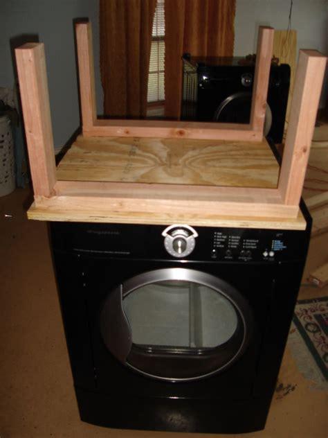 diy laundry pedestal diy washing machine and dryer pedestal home design