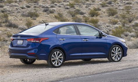 Hyundai Accent Fuel Economy by 2018 Hyundai Accent Drive Review 187 Autonxt