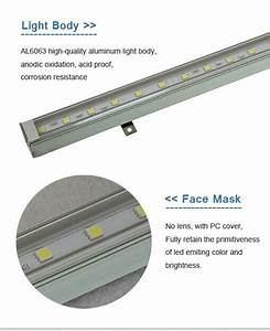 exterior linear led sign lighting lilianduval With cree outdoor 12v led linear lighting kit