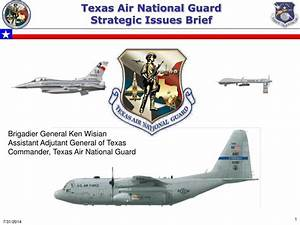 PPT - Texas Air National Guard Strategic Issues Brief ...