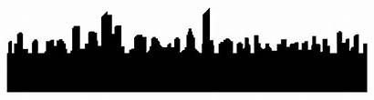 Skyline Clip Silhouette Onlinelabels Svg