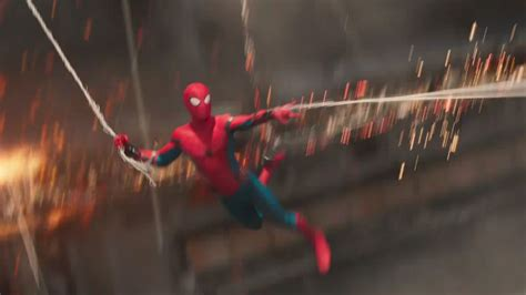 The new Spider-Man: Homecoming trailer shows Spidey and ...
