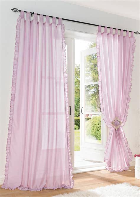 Pink Ruffled Window Curtains by Ruffled Curtains Pink Reviews Shopping Ruffled