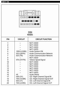 35 2001 Ford F150 Radio Wiring Diagram