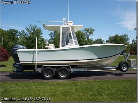 Regulator Boats For Sale By Owner by 2006 Regulator 23 Classic Pontooncats