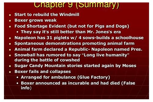 download notes on animal farm