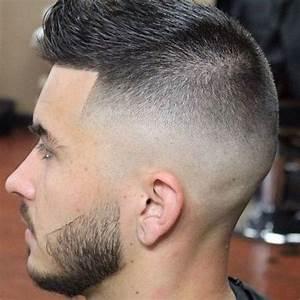 Dégradé Barbe Homme : coiffure homme 2017 degrade americain ~ Melissatoandfro.com Idées de Décoration