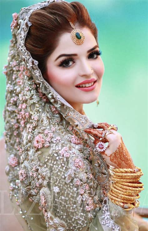 Beautiful Bridal Makeup 2018 For Wedding Nikah And Engagement