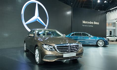 Mercedes-benz E 220 D For