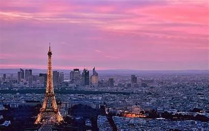 Paris Pink Clouds Wallpapers Advertisement