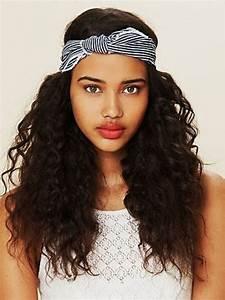 6cfc53debfc Bandana Cheveux Femme. coiffure avec un bandana cheveux coiffures ...