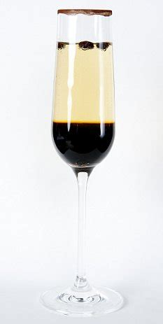 Pour in the coffee, tequila, coffee liquor, cream and stir. Recipe: Patrón Royal Coffee cocktail   Daily Mail Online