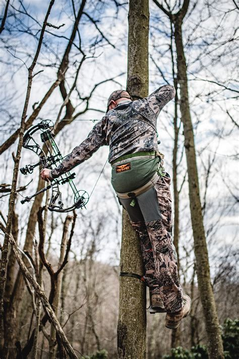 saddle hunting tree mobile hunters saddles bowhunting thing hunter try level would take
